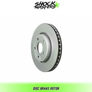 Front Disc Brake Rotor For 2014 2019 Dodge Durango With Solid Rear Rotors