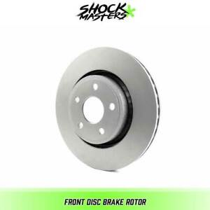Front Disc Brake Rotor For 2018 2019 Dodge Durango