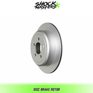 Rear Disc Brake Rotor For 2008 2012 Jeep Liberty