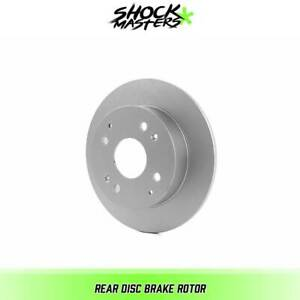 Rear Disc Brake Rotor For 1998 1999 Acura Cl
