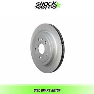 Rear Disc Brake Rotor For 2010 2015 Chevrolet Camaro