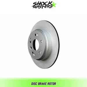 Rear Disc Brake Rotor For 2003 2011 Honda Element
