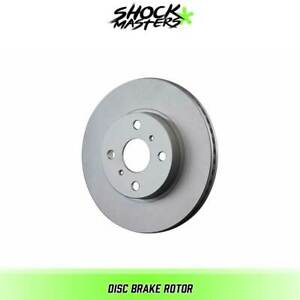 Front Disc Brake Rotor For 2013 Scion Iq