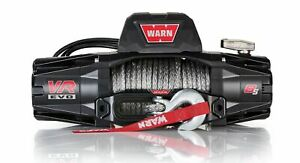 Warn 103251 Vr Evo 8 S Truck Jeep Suv Winch 8 000 Lb Synthetic Rope