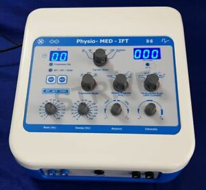 Professional Interferential Therapy Machine Physiotherapy Equipment Ift