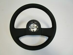86 89 Corvette Black Leather Steering Wheel New Nice 87 88 C4 L98 Spring Sale