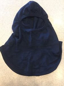 Firefighter Nomex Hood Blue Turnout Gear One Size Fits Turnout Life Liners