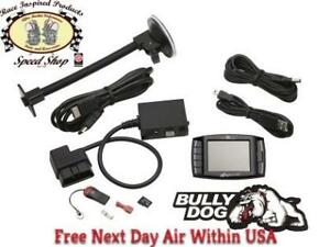 Bully Dog Triple Dog Platinum Gt Programmer Diesel Tuner Gauge Monitor 40420