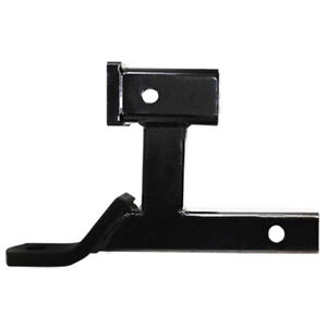 Dual Ball Mount 2 Hitch Receiver Extension Extender Trailer Tow Adapter 5000 Lb