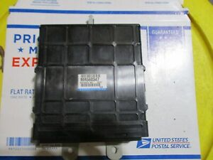Montero Sport Ecm Engine Control Module Computer Pcm Ecu Power Unit Brain
