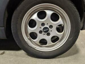 2004 2014 Mini Cooper Alloy Wheel 15x5 1 2 tire Not Included free Shipping