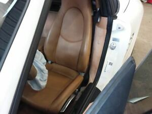Driver Front Seat Bucket Air Bag Leather Fits 05 12 Porsche Boxster 853005