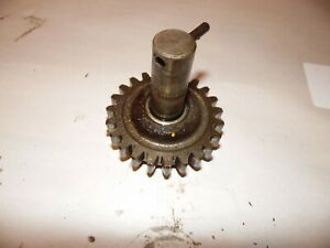 1977 Ford 1600 Diesel Farm Tractor Transmission Counter Shaft Gear a 23 t