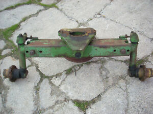 Jd John Deere 50 60 70 520 620 720 Factory Square Tube Wide Front Axle