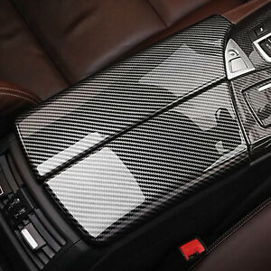 Carbon Fiber Armrest Cover For Bmw 5 Series F10 F18 2011 2017