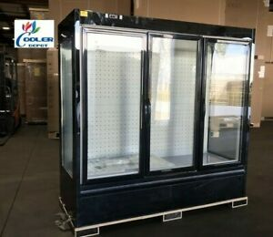 Commercial Flower Cooler Floral Refrigerator New Arrival Fc4 78 X 32 X 79