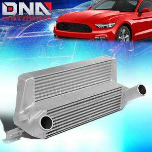 For 2015 2019 Mustang 2 3l Ecoboost Bar Plate Stepped Front Mount Intercooler