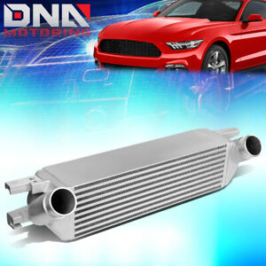 For 2015 2019 Mustang 2 3l Ecoboost Aluminum Bar Plate Front Mount Intercooler