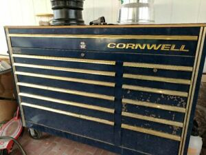 Tool Box Cornwell Blue