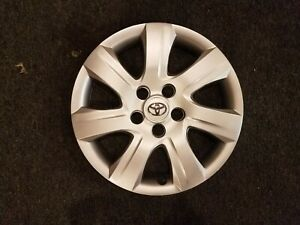 1 New 2010 10 2011 11 Camry 16 Hubcap Wheel Cover 61155