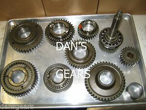 Sm 465 Gears 1968 1987 Low Mileage Oem Granny Truck 4 Speed Chevy Gmc Gm