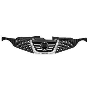 Front Grille 3 Pieces For Nissan Juke 2011 2014 Ni1200244