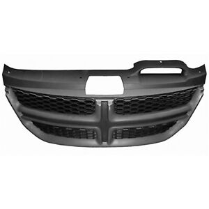 Front Grille Black Honeycomb Insert For Dodge Journey 2011 2018 Ch1200361