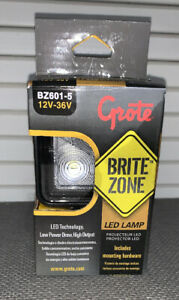 Grote Britezone Led Lamp Work Light Bz601 5 Lumensraw 775 Brand New