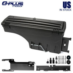 Truck Bed Storage Box Toolbox Rear Left Side For Ford F 150 Pickup 2015 2019