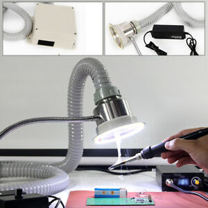 Smoke Fan Remover Anti static Soldering Absorber Electric Welding Fume Extractor