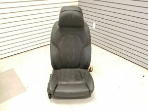 15 18 Bmw X6 Front Right Seat W Comfort Black Lcsw Oem 52107329942