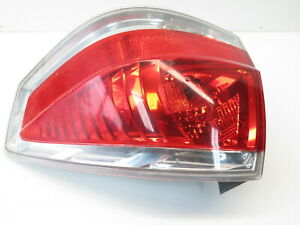 2008 2011 Ford Focus Right Passenger Side Tail Light Lamp Oem