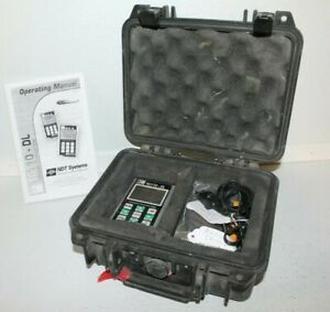 Nova Eclipse Tg110dl Ultrasonic Thickness Gauge Ndt Systems Thickness Tester 1