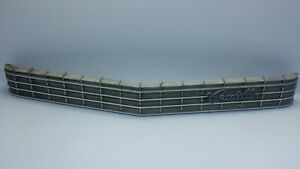1963 Cadillac Coupe Sedan Deville Front Bumper Lower Grill Grille Upper Section