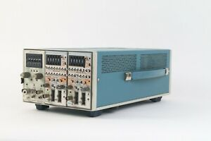 Tektronix Tm503 Chasis 1x Dd501 Digital Delay 2x Wr501