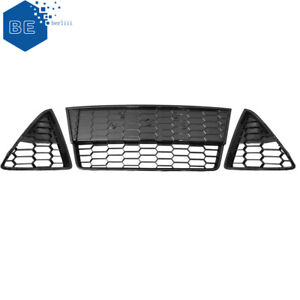 For Ford Focus S se 2012 2014 Honeycomb Mesh Front Bumper 3pc Grills