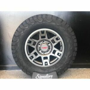 17 Trd Wheel 285 Bfg Tire 2 25 Leveling Kit Package Toyota Tacoma 4runner Fj