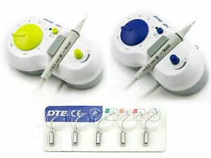 Original Woodpecker Dental Piezo Ultrasonic Scaler Dte D1 110v For Satelic