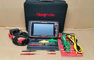 Snap On Modis Edge Scanner 2 Channel Scope Newest Version 19 4 Euro Asian Dom