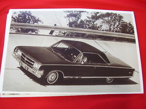 1965 Chrysler 300 Coupe 11 X 17 Photo Picture