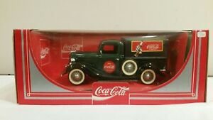 Coca Cola Vintage Toy Truck French Delivery Truck Made In France Hartoy Co NRFB