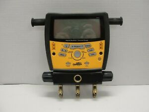 Fieldpiece Sman3 Digital Manifold Vacuum Gauge Great Used Condition