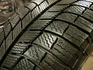 Almost New 1 One Michelin X ice Xi 3 Studless 225 45r18 M s 95h 225 45 18 1979