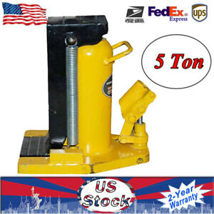 Hydraulic Machine Toe Jack Lift Claw 5ton Top 10ton Lifting Tool Stable Quality