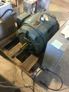 30hp Rotary Phase Converter Cnc edm By Des co Industries