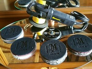 Meguairs Professional Electric Dual Action 6 Speed Polisher G110v2