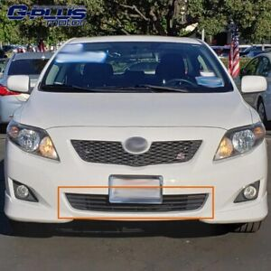 New For 2009 2010 Toyota Corolla To1036111 5311202120 Front Bumper Grille