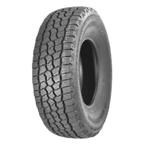 4 New Milestar Patagonia A T R 117t 50k Mile Tires 2755520 275 55 20 27555r20