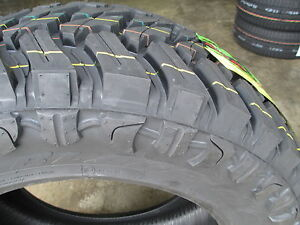 4 New 33x12 50r17 Atturo Trail Blade M T Mud Tires 33125017 33 1250 17 12 50 R17