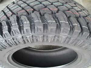 4 New 33x12 50r18 Atturo Trail Blade X T Tires 33125018 33 1250 18 12 50 R18
